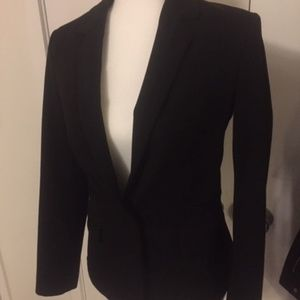 Express fitted black blazer